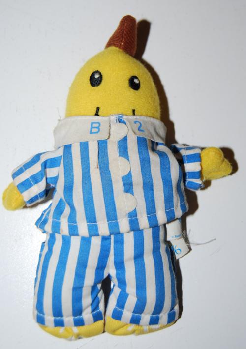 Bananas in pajamas plush toys b2