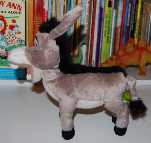 Shrek donkey plush toy 2