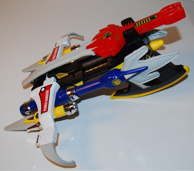 power rangers power blaster