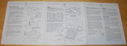 Milton bradley power rangers board game9