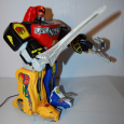 Remote control power rangers megazord