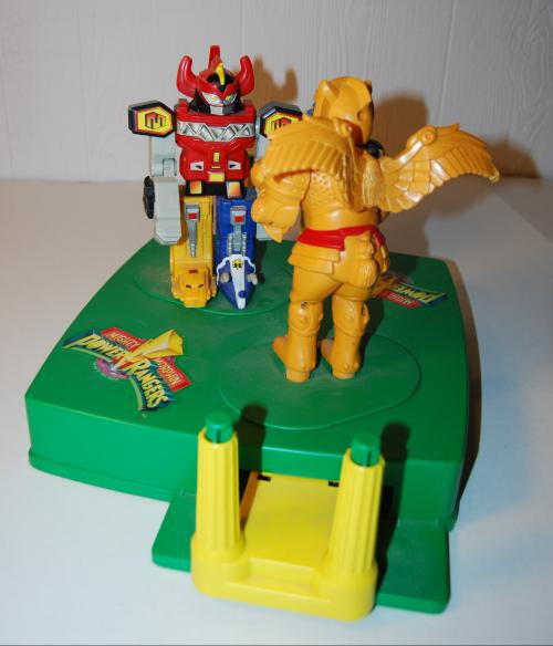 Power ranger rockem sockem game 5