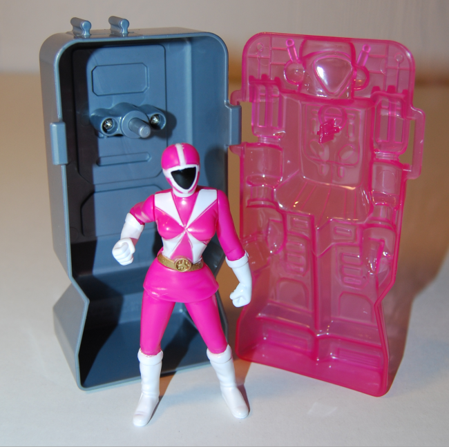 power rangers happy meal prizes