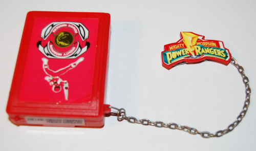 Power rangers pager