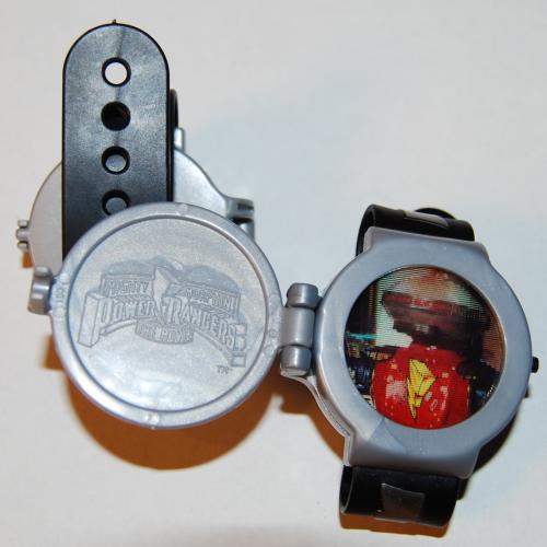 Power ranger morphing winky wristband 1