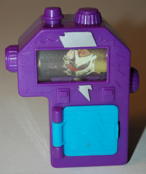 Power rangers happy meal prize 1