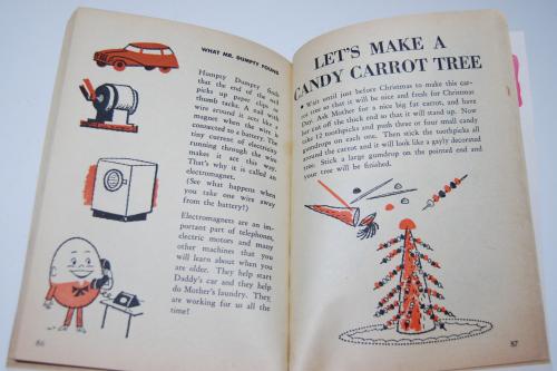 Vintage humpty dumpty's magazine 16