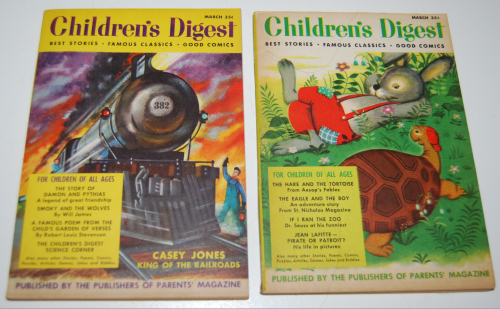 Vintage children's digest 1