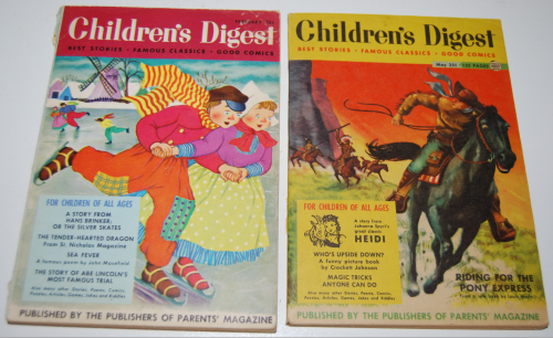 Vintage children's digest xx