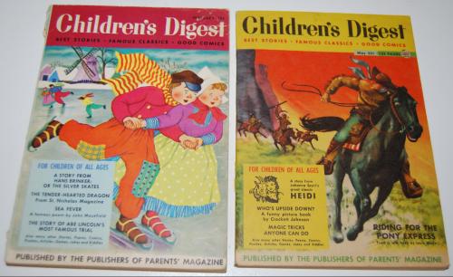 Vintage children's digest xx
