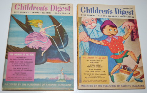Vintage children's digest