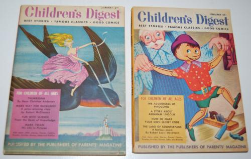 Vintage children's digest