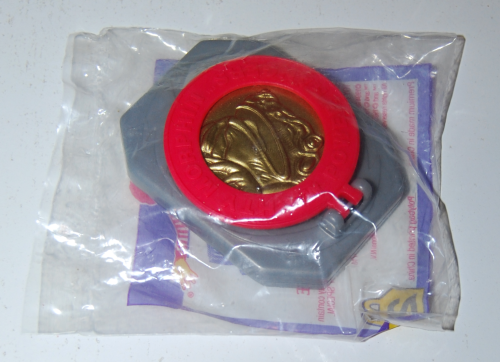 Power morpher buckle happy meal toy x