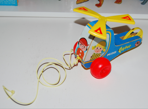 Fisher price mini kopter 1