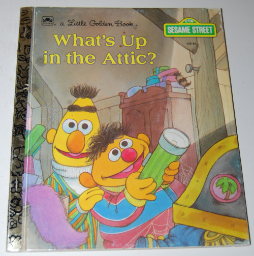 Little golden books sesame street 3
