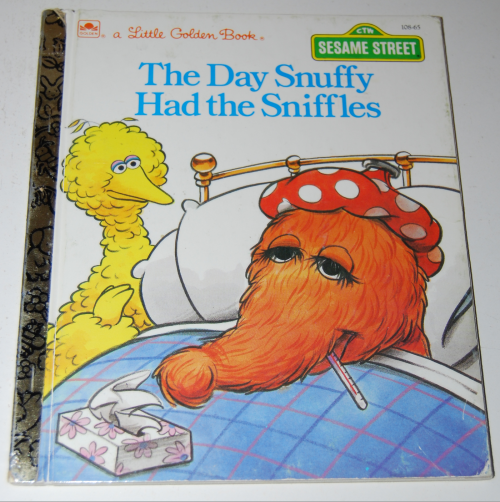 Little golden books sesame street 6