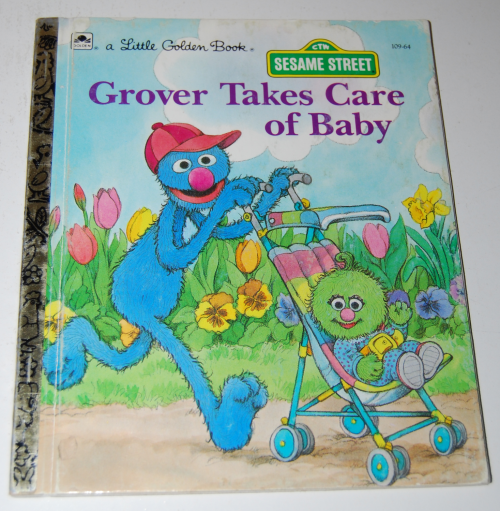 Little golden books sesame street 7