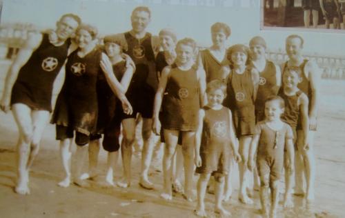 Long beach 1916