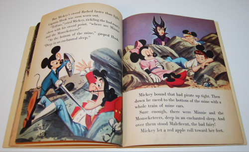 Mickey mouse & the missing mouseketeers book 9