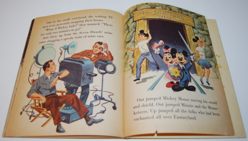 Mickey mouse & the missing mouseketeers book 10