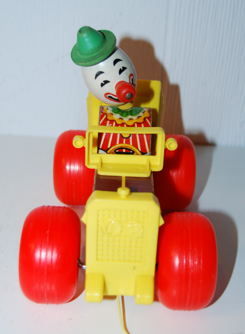 Vintage fisher price jalopy
