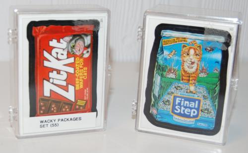 Wacky packs sets x