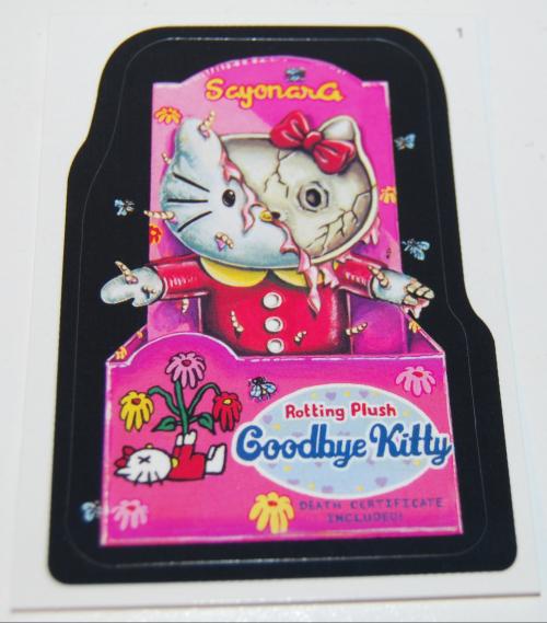Wacky packs sets cards 13