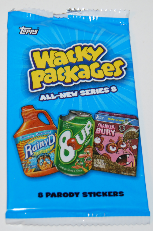 Wacky packages 2011
