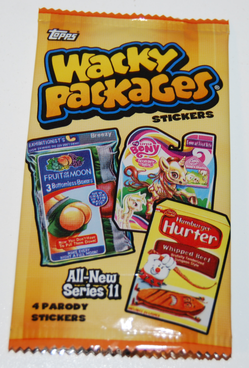 Wacky packages 2013