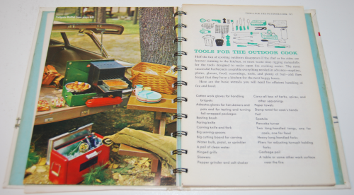 Betty crocker outdoor cookbook 6