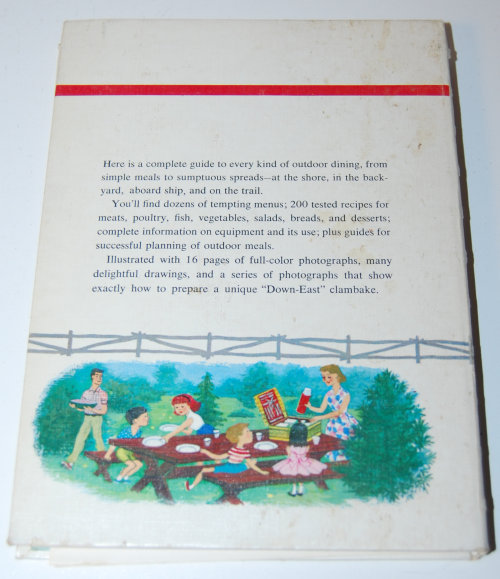 Betty crocker outdoor cookbook x
