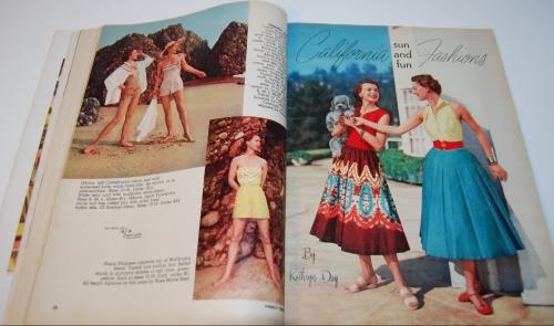 Family circle may 1953 4