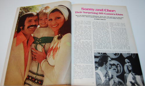 Good housekeeping may 1972 sonny & cher5