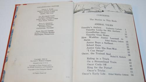 Faraway ports 1940