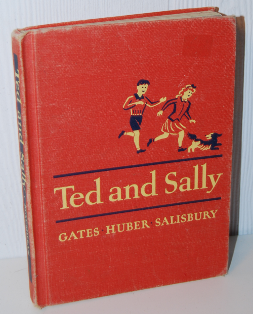 Ted & sally reader