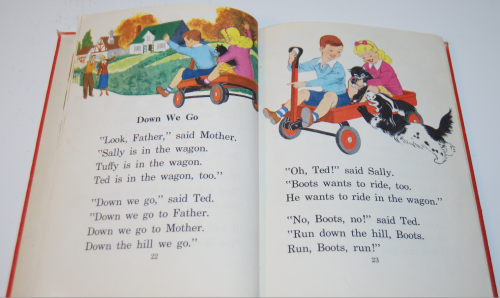 Ted & sally reader 2