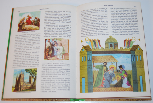 The golden book picture encyclopedia set 1