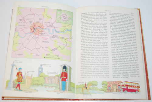 The golden book picture encyclopedia set 6
