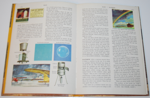 The golden book picture encyclopedia set 9