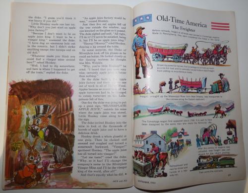 Jack & jill magazine sept 1964 5