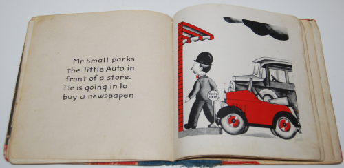 The little auto vintage book 8