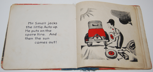The little auto vintage book 10