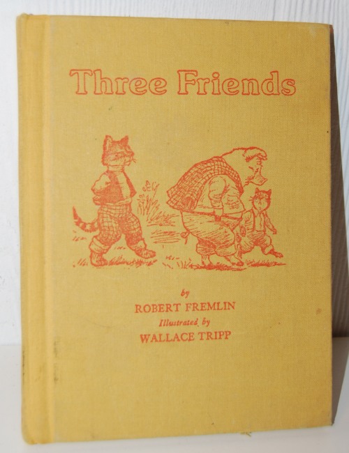 Three friends 1975 1st edition