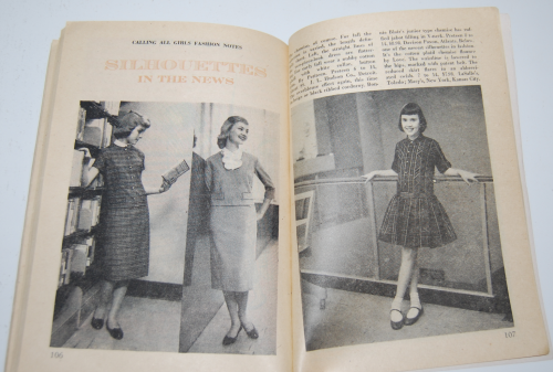 Calling all girls september 1958 14