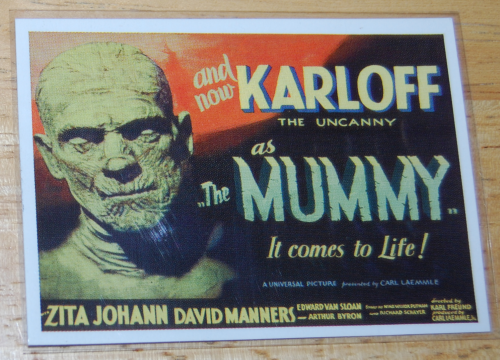 Universal monsters cards 10
