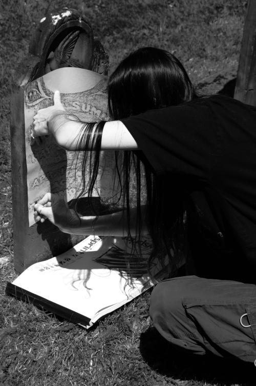 Graverubbing