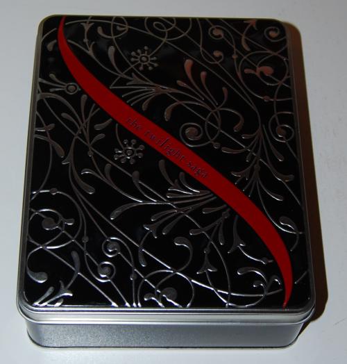 The twilight saga journals tin