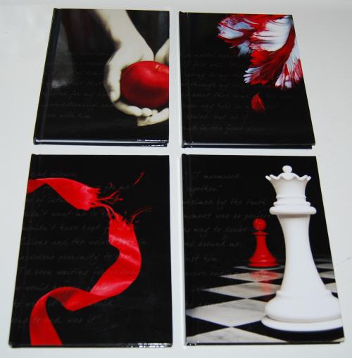 The twilight saga journals tin 1