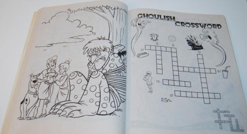 Scooby doo shagadelic coloring book 5