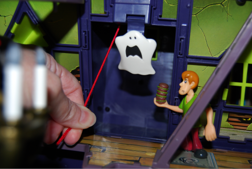 Scooby doo haunted house 9
